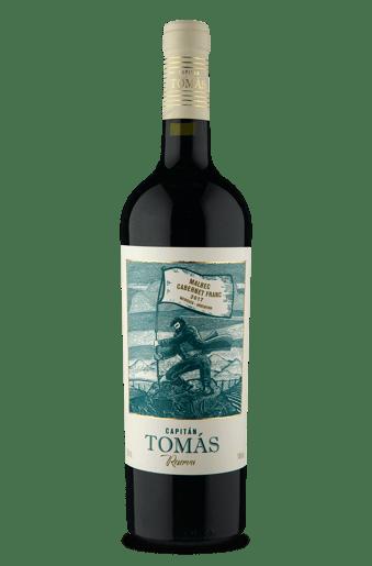Capitán Tomás Reserva Malbec Cabernet Franc 2017