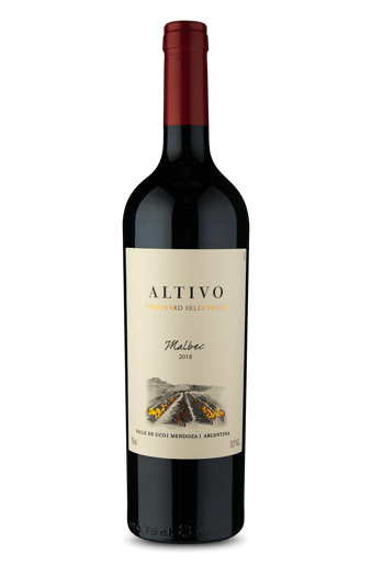 Altivo Vineyard Selection Malbec 2018