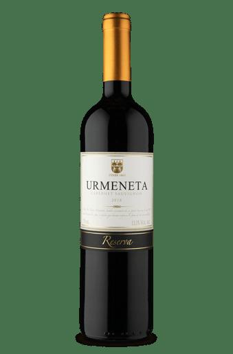 Urmeneta Reserva Cabernet Sauvignon 2018