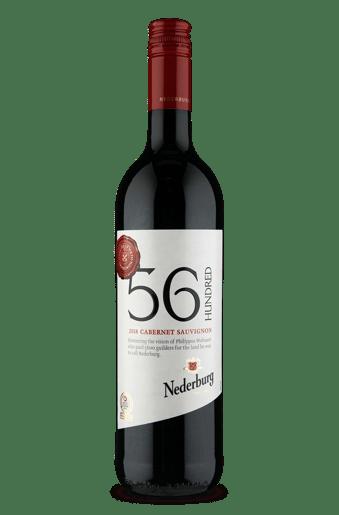 Nederburg 56 Hundred Cabernet Sauvignon 2018