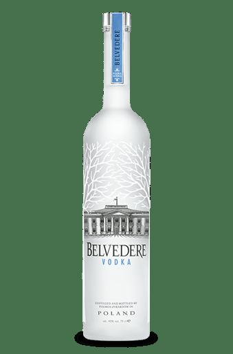 Vodka Belvedere Pure 700 ml com Dosador Bow Tie