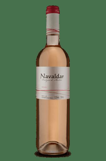 Navaldar D.O.Ca. Rioja Rosado 2018