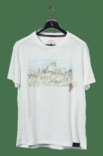 Camiseta Reserva Aquarela Agosto tam. P