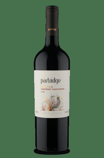 Partridge Reserva Cabernet Sauvignon 2018