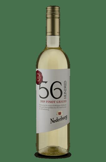 Nederburg 56 Hundred Pinot Grigio 2019