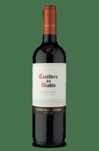 Casillero Del Diablo Carménère 2018