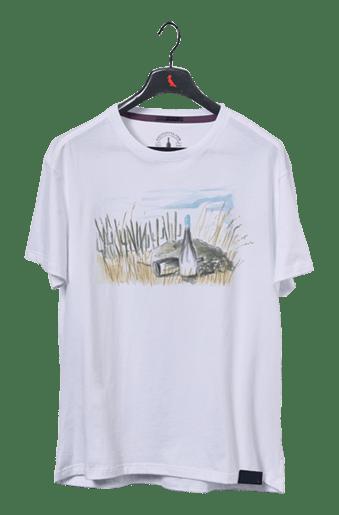 Camiseta Reserva Aquarela Outubro tam. M