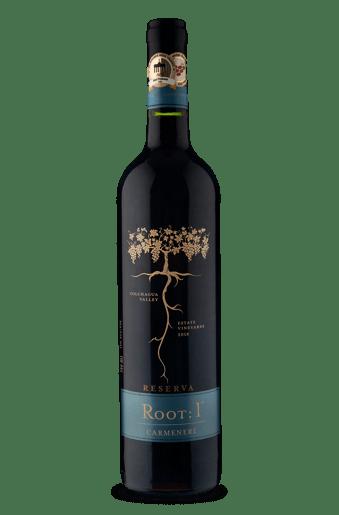 Root: 1 Reserva Carménère 2018