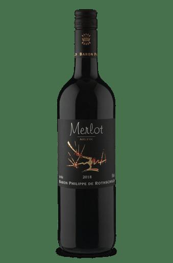 Baron Philippe de Rothschild Pays D´Oc Merlot 2018