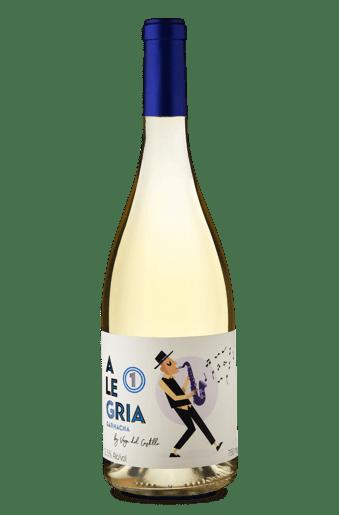 Alegria D.O. Navarra Garnacha Branco 2018