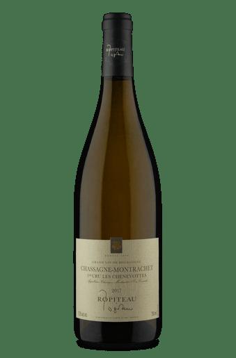 Ropiteau Frères Premier Cru A.O.C. Chassagne-Montrachet 2017