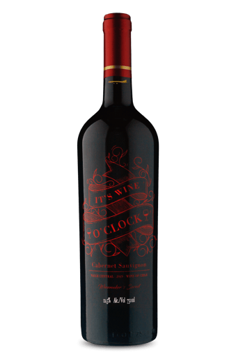 Its Wine O Clock Cabernet 2019