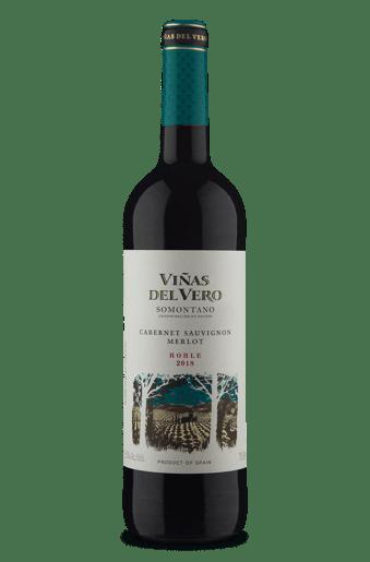 Viñas del Vero Roble D.O. Somontano Cabernet Sauvignon Merlot 2018