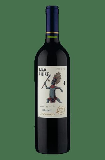 Mad Chief Merlot 2019