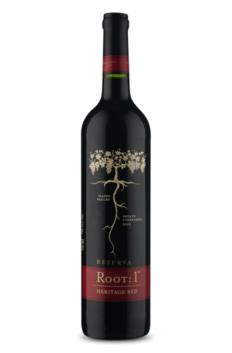 Root: 1 Reserva D.O. Valle del Maipo Heritage Red 2019