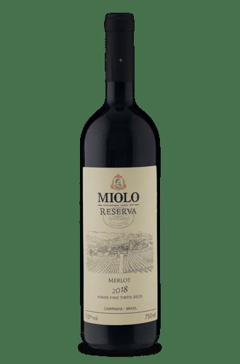 Miolo Reserva Merlot 2018