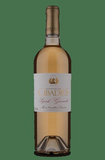 Domaine de Cibadiès Pegasus I.G.P. Pays dOc Syrah Grenache Rosé 2019