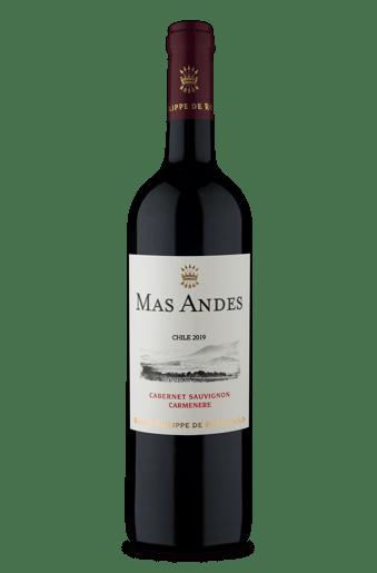 Baron Philippe de Rothschild Mas Andes Cabernet Sauvignon Carménère 2019