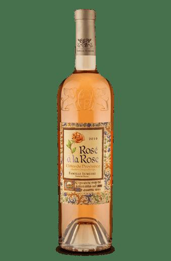 Rosé à La Rose A.O.C. Côtes de Provence Rosé 2019