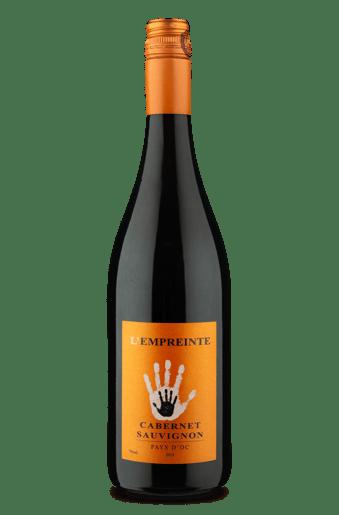 LEmpreinte I.G.P. Pays dOc Cabernet Sauvignon 2019