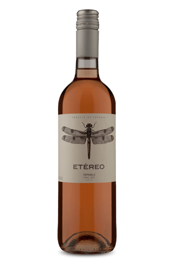 Etéreo Tempranillo Rosé 2019