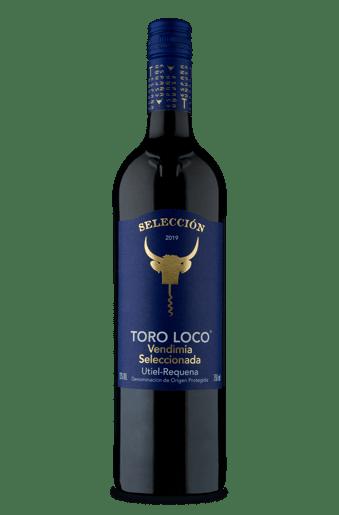 Toro Loco Vendimia Seleccionada D.O.P. Utiel-Requena 2019