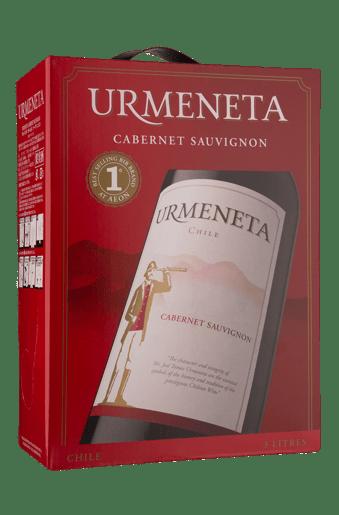 Urmeneta Bag In Box Cabernet Sauvignon 3 L