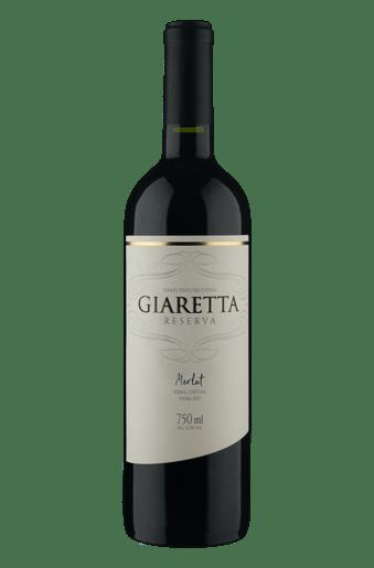 Giaretta Reserva Merlot 2017