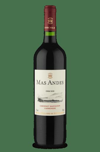 Baron Philippe de Rothschild Mas Andes Cabernet Sauvignon Carménère 2018