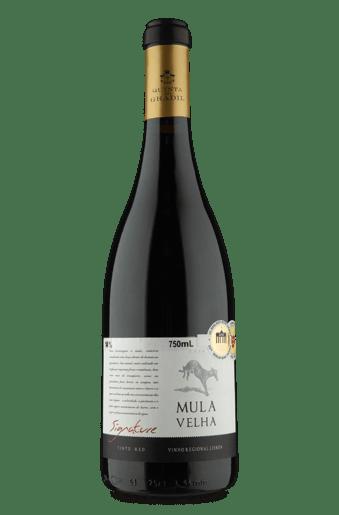 Mula Velha Signature Regional Lisboa 2016