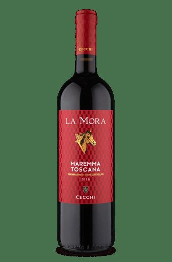 La Mora D.O.C. Maremma Toscana Rosso 2016
