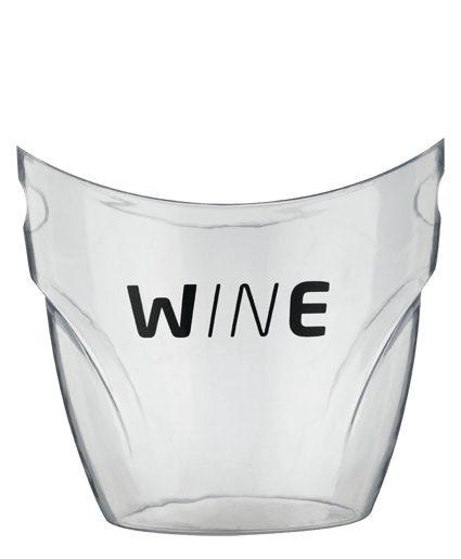 Balde de Gelo Personalizado Wine