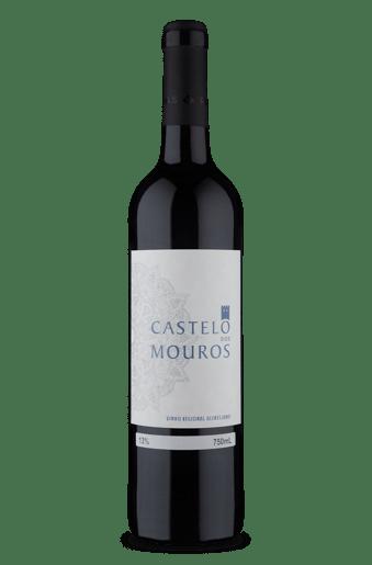 Castelo dos Mouros Regional Alentejano Tinto 2019