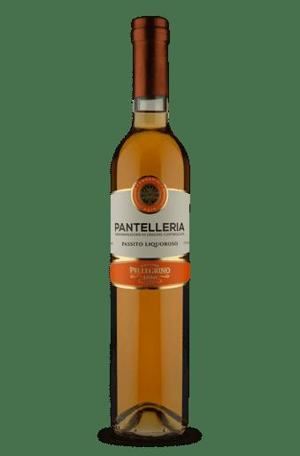 Cantine Pellegrino D.O.C. Pantelleria Passito Liquoroso 2019 500 mL