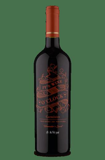 Its Wine O Clock Carménère 2020