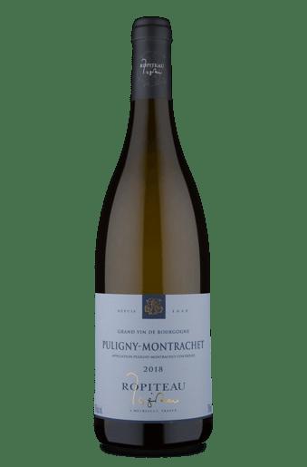 Ropiteau Frères A.O.C. Puligny-Montrachet Blanc 2018