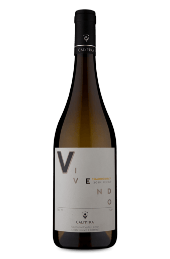 Calyptra Vivendo Reserve D.O. Alto Cachapoal Chardonnay 2019