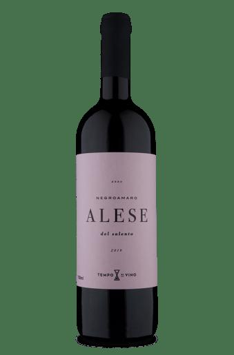 Alese I.G.T Salento Negroamaro 2019