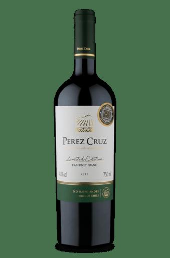 Pérez Cruz Limited Edition D.O. Valle del Maipo Andes Cabernet Franc 2019