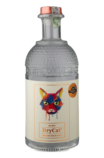 Gin DryCat Seco 750 mL