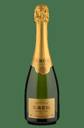 Champagne Krug Grande Cuvée Brut 375 ml com Cartucho