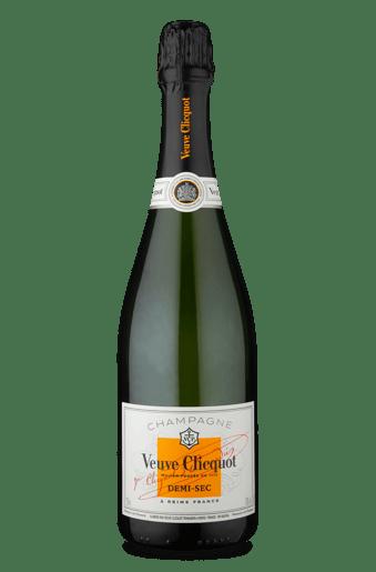 Champagne Veuve Clicquot Demi-Sec