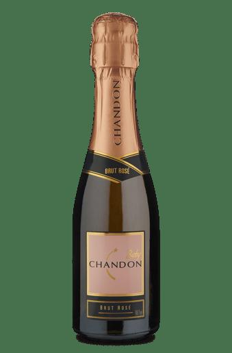 Espumante Chandon Brut Rosé Baby 187 ml