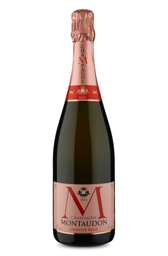 Champagne Montaudon Grande Rosé