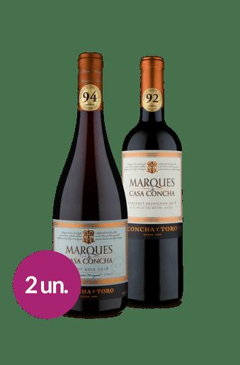 Kit Duo Marques de Casa Concha
