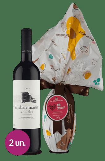 Kit Esteban Martín + Ovo Le Chocolatier 190g