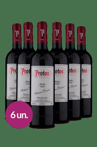 kit Especial Protos Roble D.O. Ribera del Duero 2019
