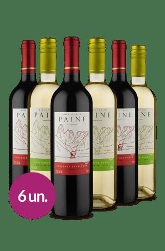 Winebox Economia para atrair Riqueza: Paine na Medida
