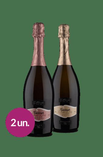 Kit Espumantes Fantinel (2 garrafas)