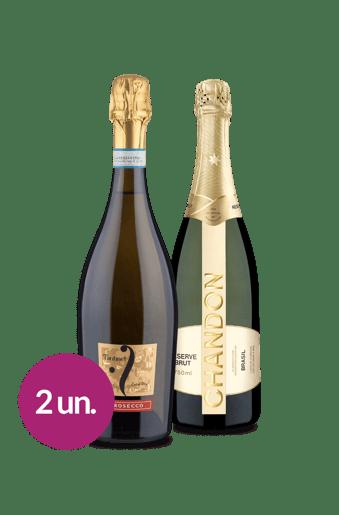 Kit Vinhos de Praia (2 garrafas)